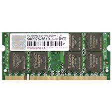 Transcend 1GB SODIMM DDR2 PC667