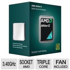 AMD Athlon II X3 460