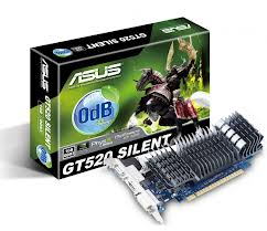 Asus NVIDIA GeForce GT 520 Series chipset