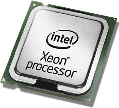 Intel Xeon Quad Core E3-1225, 3.10 GHz