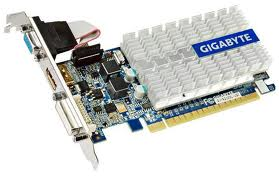 Gigabyte NVIDIA GeForce G210 Series chipset