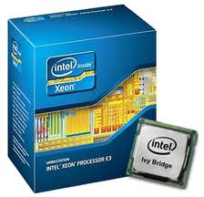 Intel Xeon Quad Core E3-1240V2, 3.40 GHz