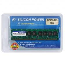 Silicon Power 1GB DDR2 PC800
