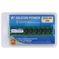 Silicon Power 2GB DDR2 PC800
