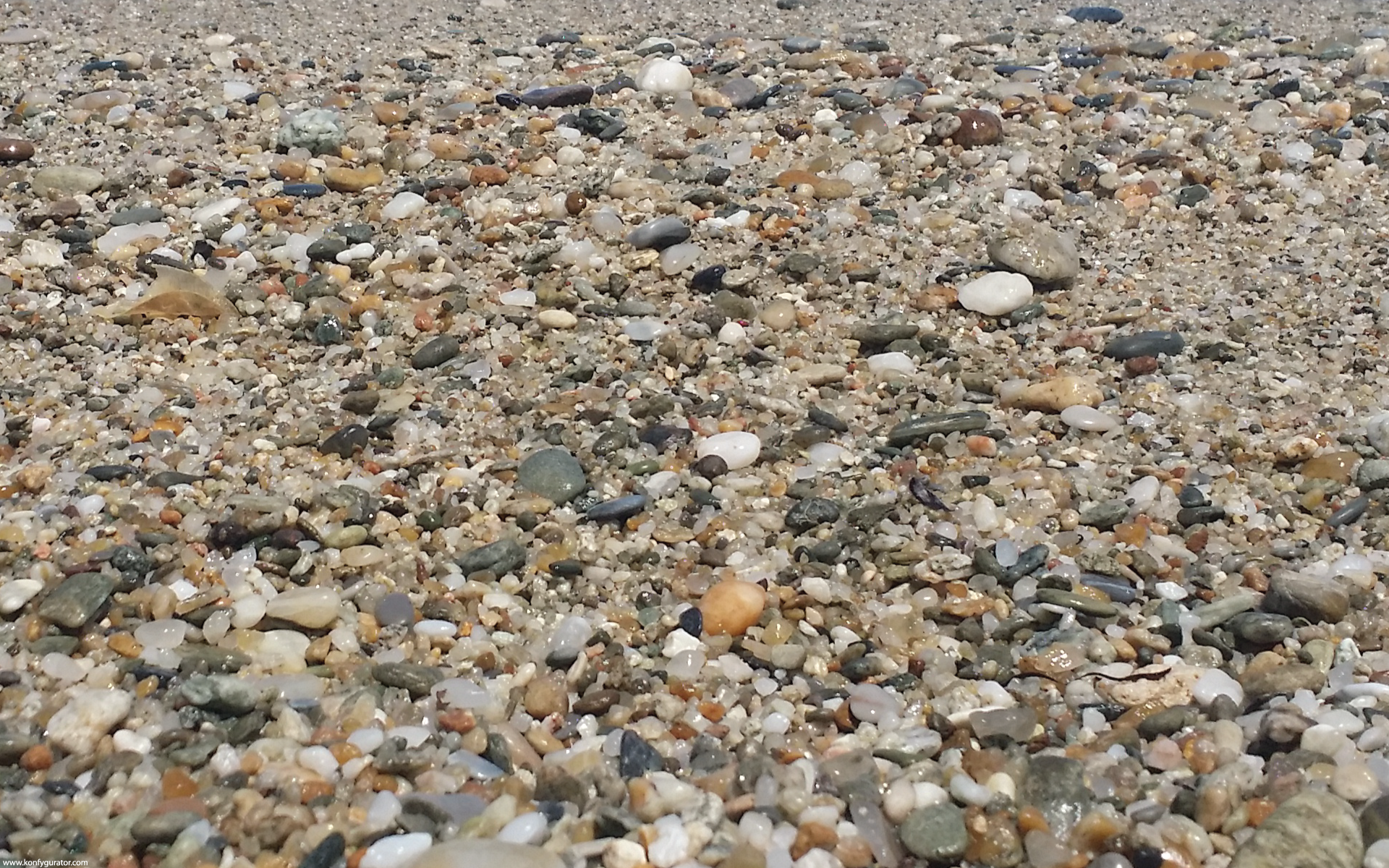 The sea pictures - beach, stones, daylight