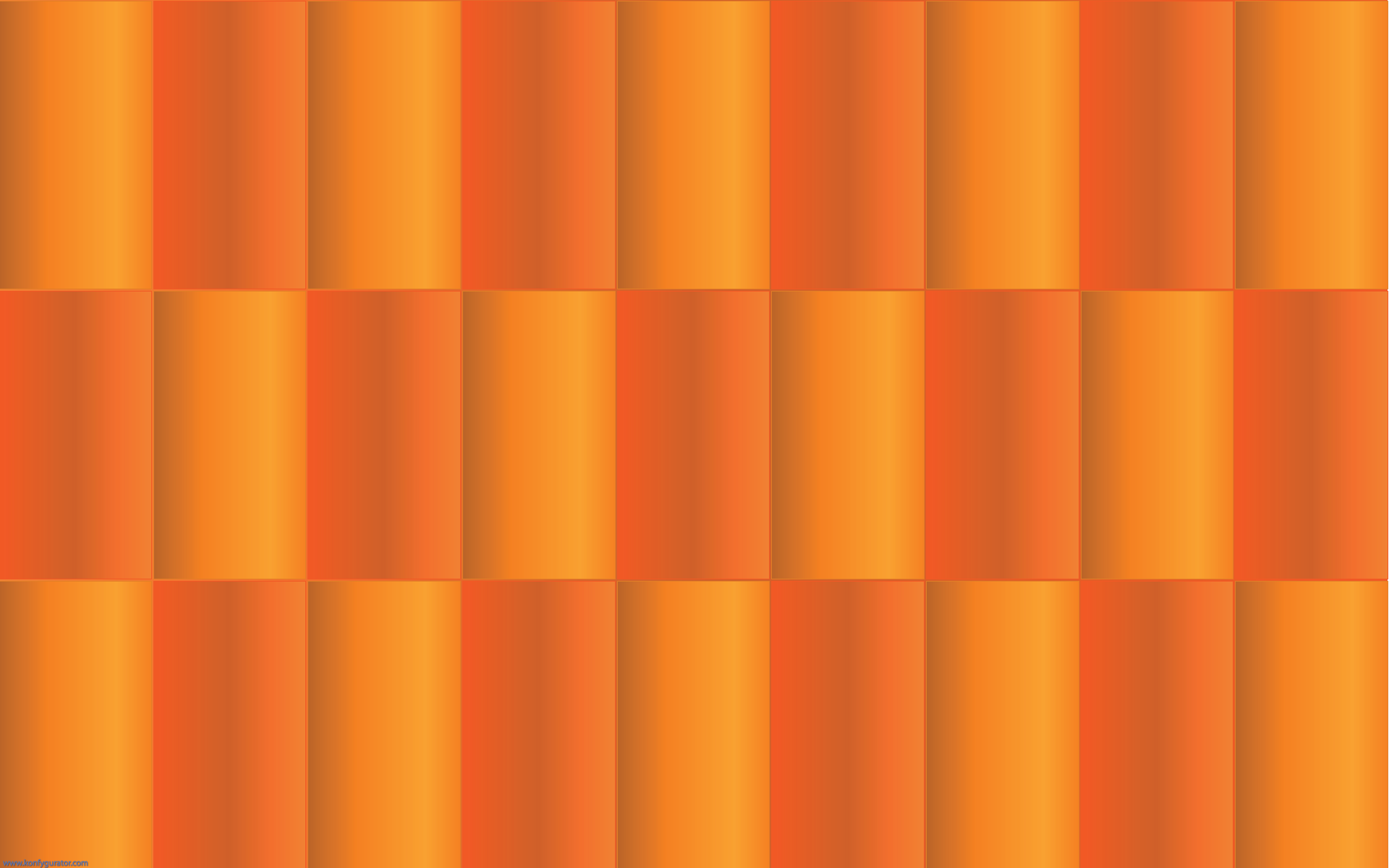 HD Wallpapers - 3D & Abstract - rectangles, orange, yellow