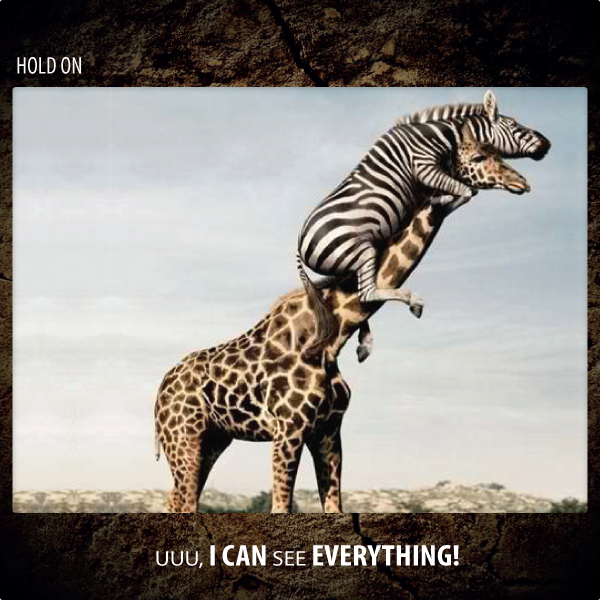 Hold On - Uuu, I Can See Everything