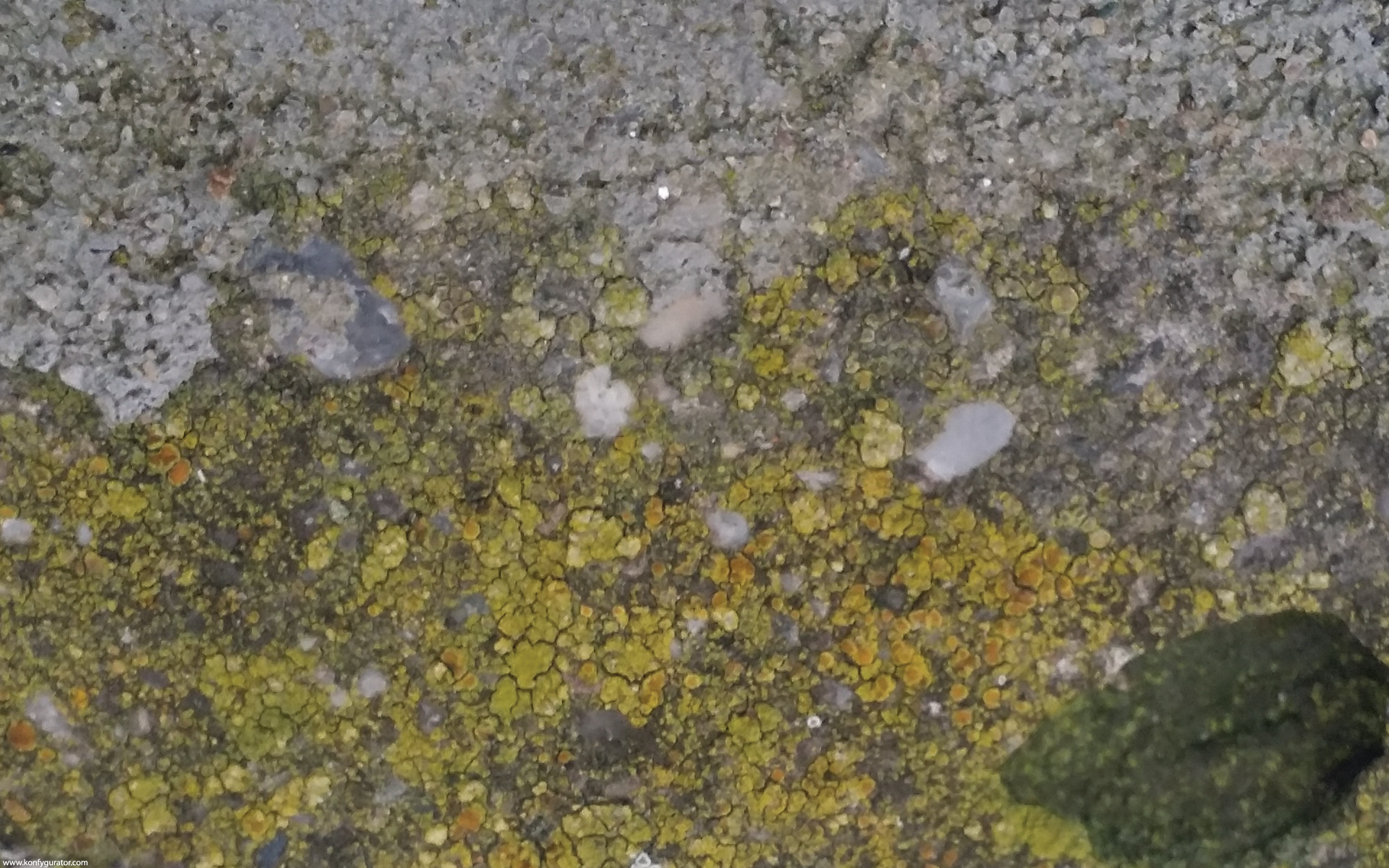 HD Wallpapers - Textures - concrete, gray, yellow