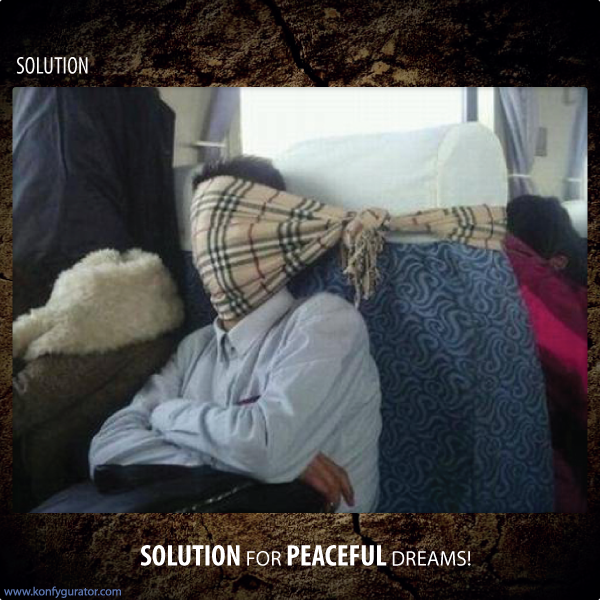 Funny pictures - solution for peaceful dreams